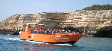 Enjoy the Algarve coast