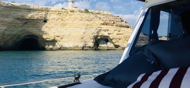 Get to know the Algarve coastline