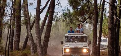 Jeep tour Monchique