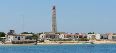 Ilha do Farol, Ria Formosa