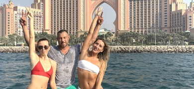 Take unique photos in Dubai