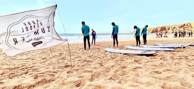 Get ready for surfing in Sagres