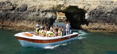 Lagos grotto boat tour