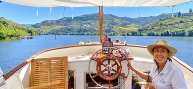 Douro boat tour from Pinhão Cover