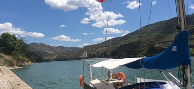 Have a great time onboard in Pinhão