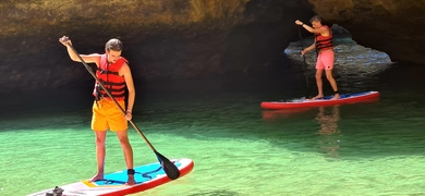 SUP in Albufeira
