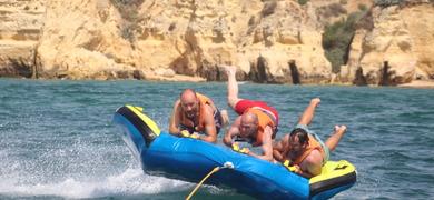 Crazy watersport Armação de Pêra