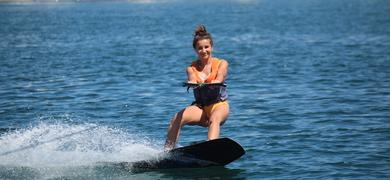Wakeboarding in Armação de Pêra