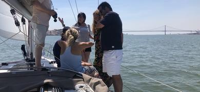 Lisbon sailing sightseeing tour