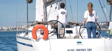 Lisbon sailing tour