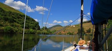 Sailing tours Douro