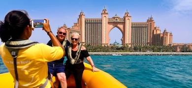 Dubai tour by boat