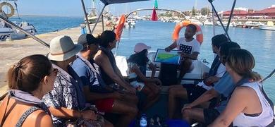 Family cruise to Ria Formosa