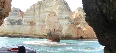 Ponta da Piedade cave tour in Lagos