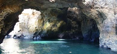Ponta da Piedade tours with swimming