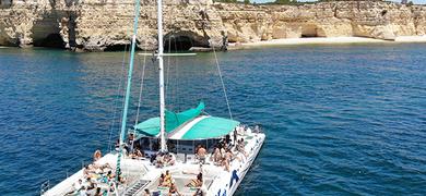 Cruise to Benagil and Ponta da Piedade