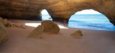Benagil sea cave tour from Portimão