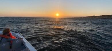 Sunset Portimão