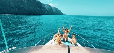 Boat charter Gran Canaria