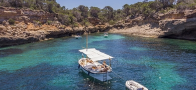 Private boat trips Ibiza