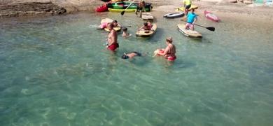 Kayaking Alicante
