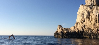 SUP yoga in Ibiza