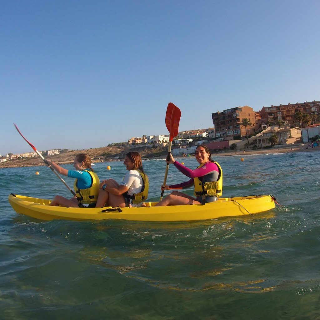 watersports in El Campello