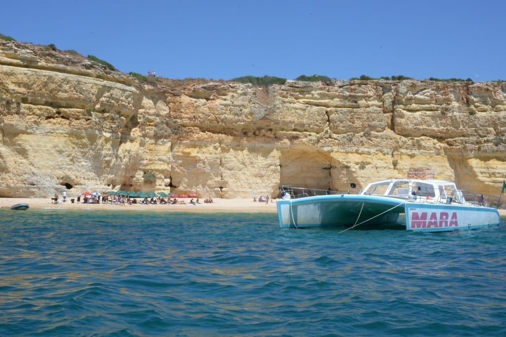 Albufeira things to do: BBQ Cruise