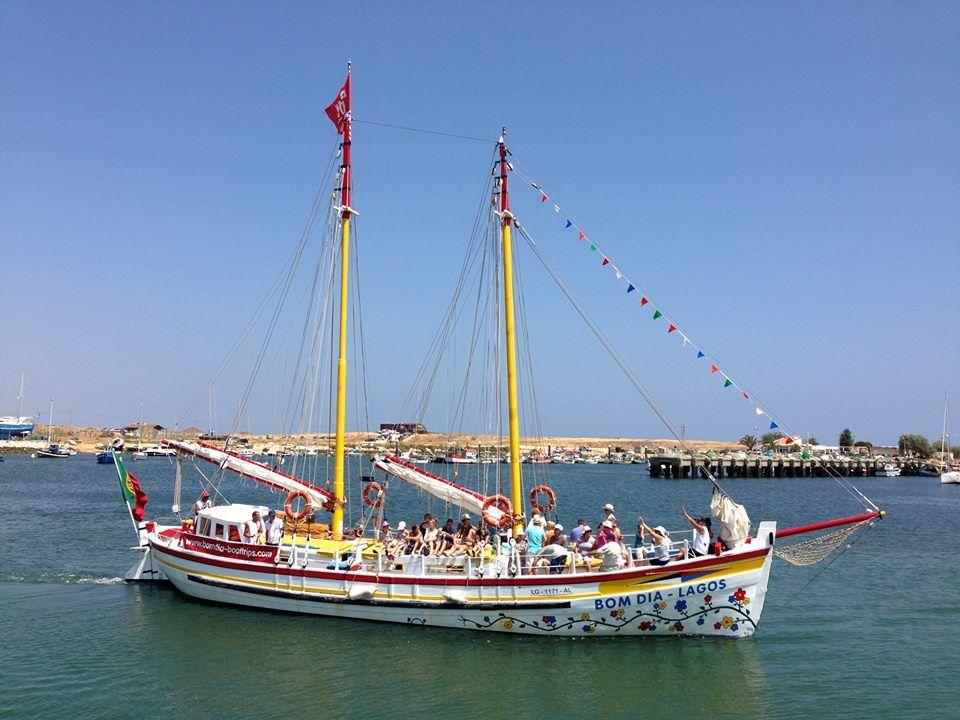 Bomdia boat trips - Boat trips from Lagos - Algarve