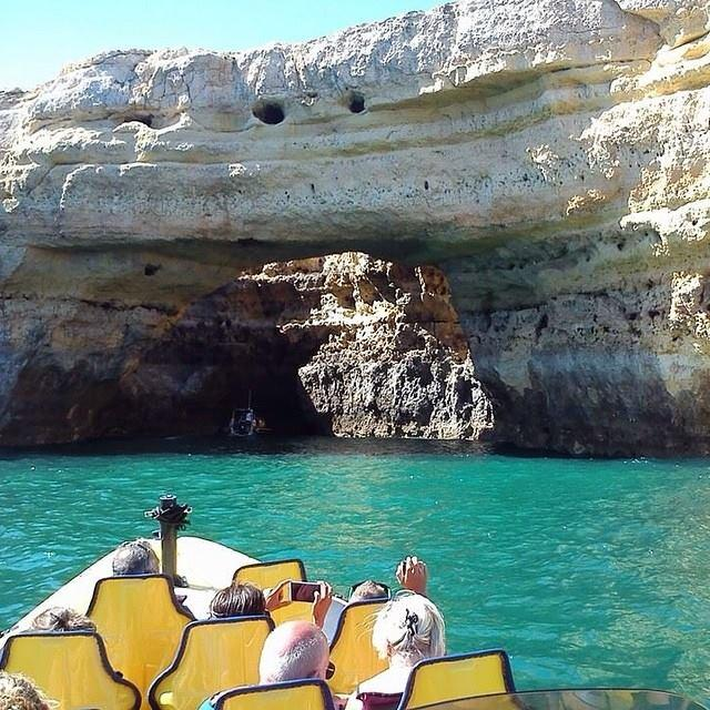 Cave & dolphin watching albufeira - Albufeira dolphin watching - Dreamwave