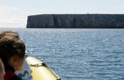 boat trips to sagres in the Algarve