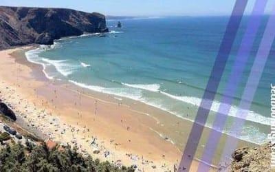 stunning beaches in the Algarve