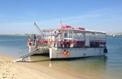 All day boat tour - ria formosa
