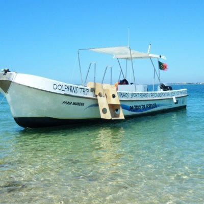 All day tour - ria formosa - boats