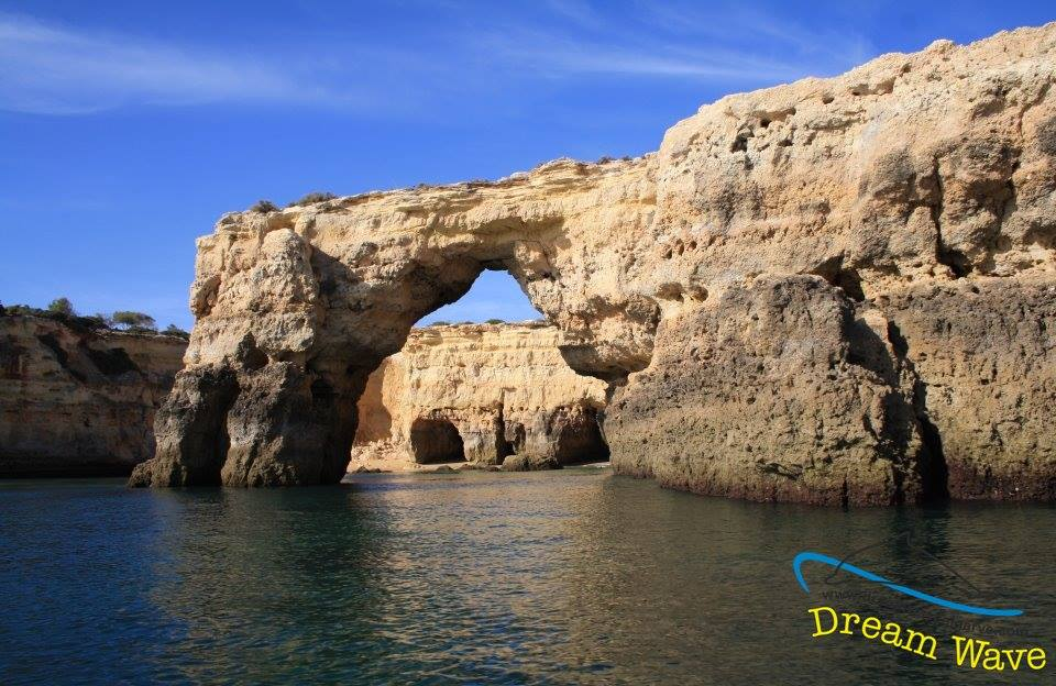 Boat trips from albufeira - dreamwave