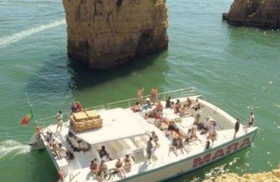 Catamaran Albufeira Mara
