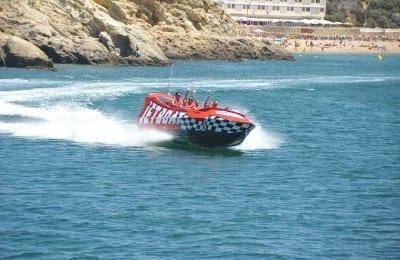 Jetboat Albufeira, Boat trips Algarve, Boat trips Albufeira - Algarve, Portugal