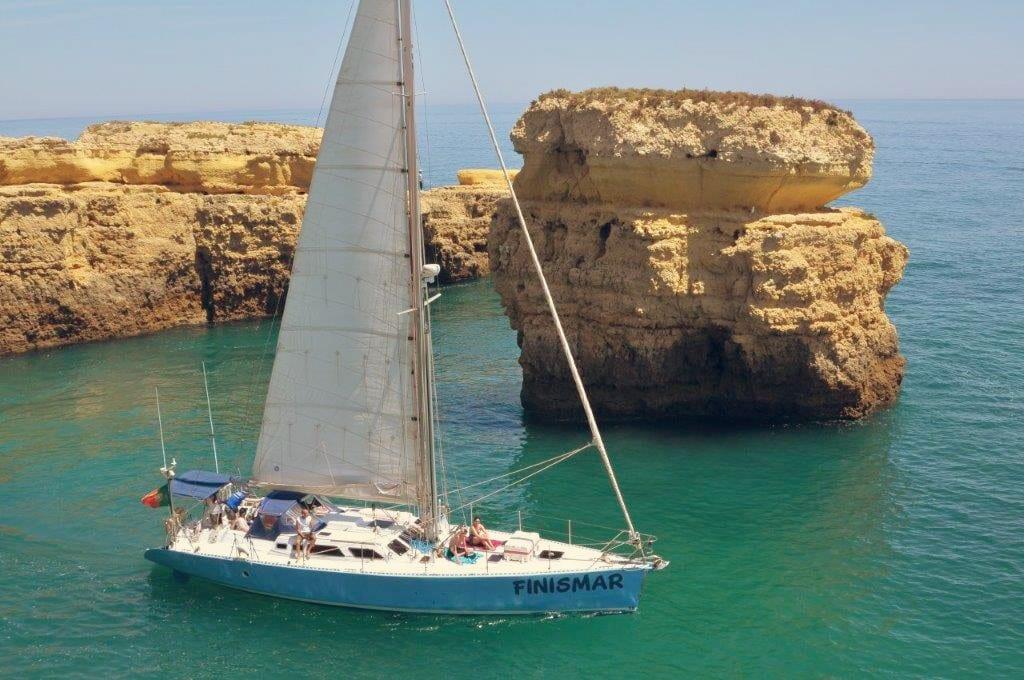 Sailing tour in Albufeira