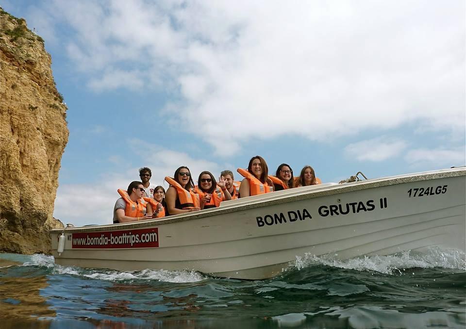 Ponta de Pedade boat trips