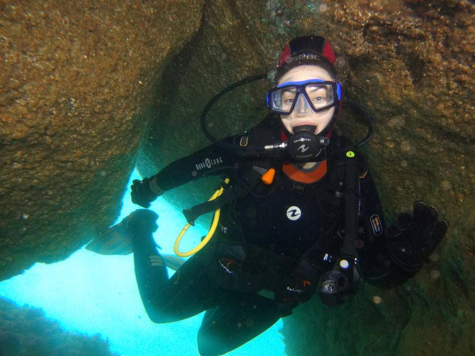 Albufeira things to do: scuba diving
