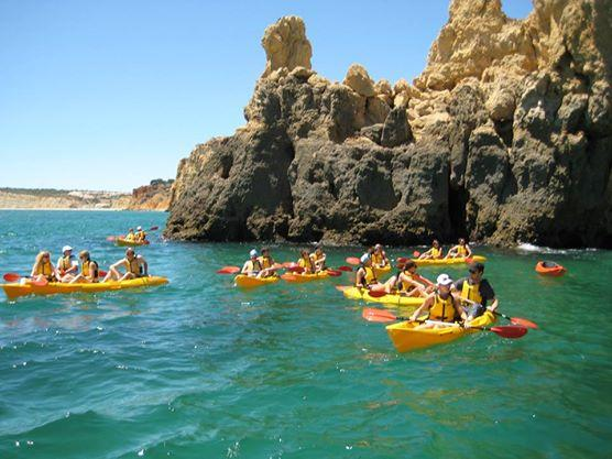 Kayak tours in Lagos