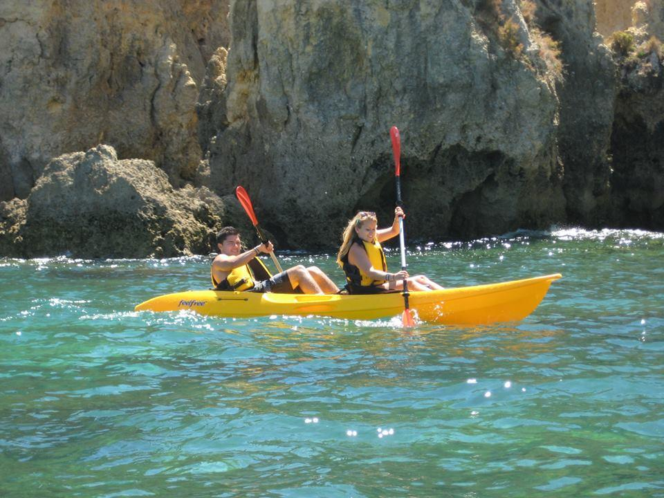 kayak tours - lagos, portugal