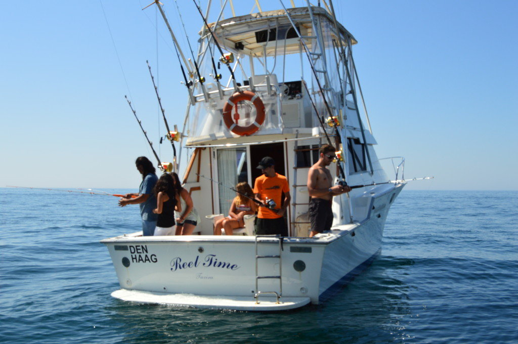 Big game fishing from tavira seabookings for Big game fishing