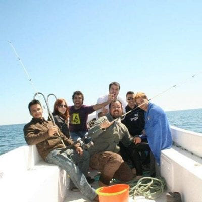 pesca - ria formosa