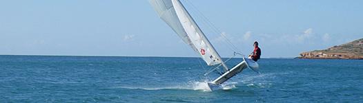 Sailing in Lagos
