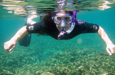 snorkelling Albufeira , snorkeling de Albufeira, Snorkelen in Albufeira