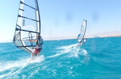 windsurf lessons beachhut