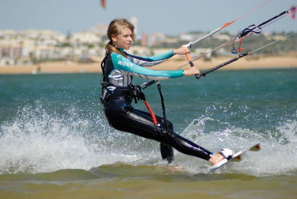 kitesurf in Lagos