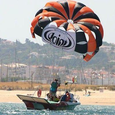 windsurpoint parasailing fun lagos