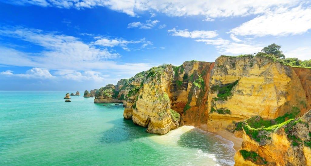 Ponta da Piedade - Lagos - Algarve - Portugal